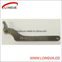Wenzhou Factory Adjustable Pipe Union Spanner
